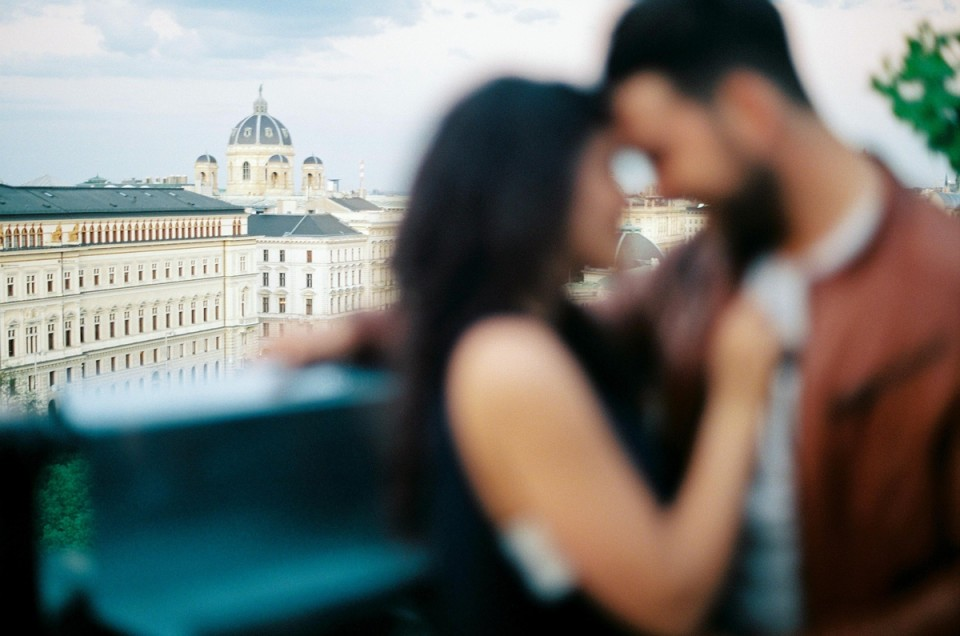 Destination Vienna – Dana and Robert